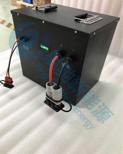AGV机器人锂电池