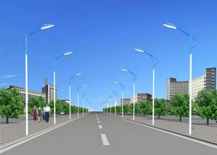 8米太阳能路灯价钱