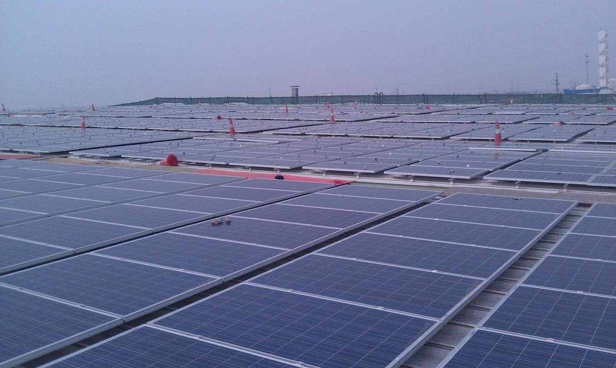 光伏太阳能发电多少伏