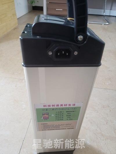 48伏40安锂电池一套多少钱