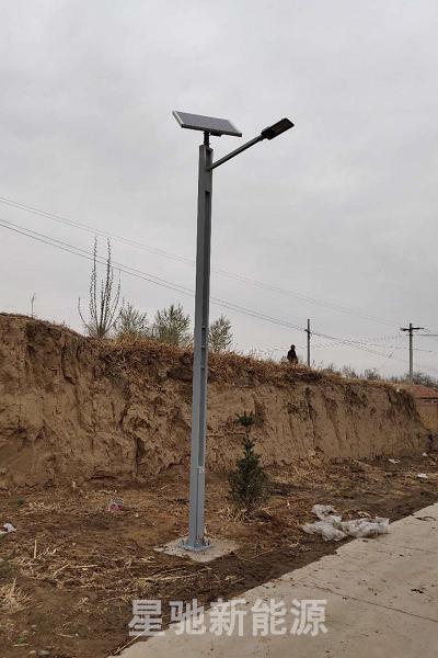 5米路灯需要多少瓦的灯
