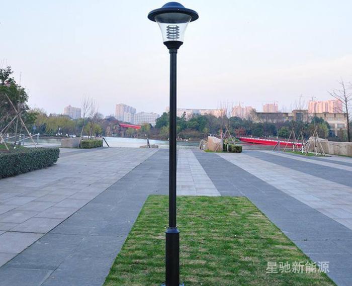 3米太阳能庭院路灯价格多少钱