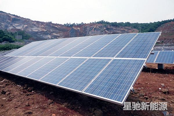 离网型太阳能发电系统造价是多少