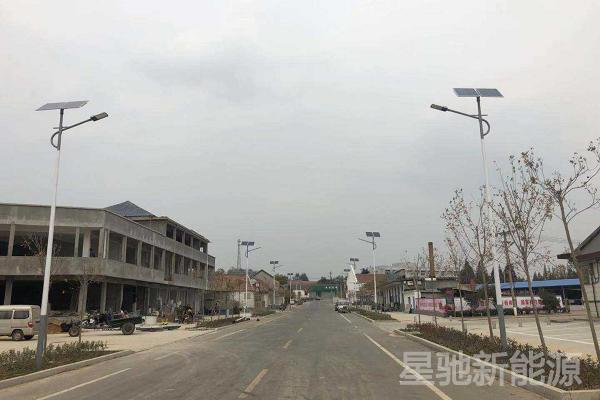 一般6米太阳能路灯杆价格多少钱一个