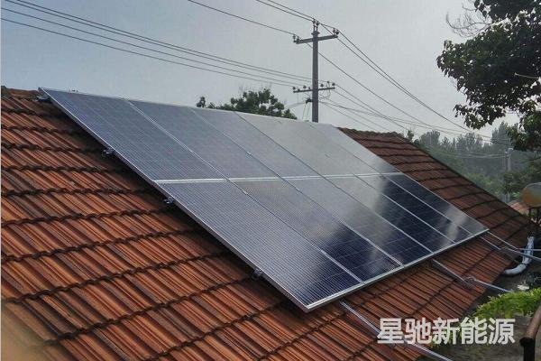 3kw离网光伏发电配置