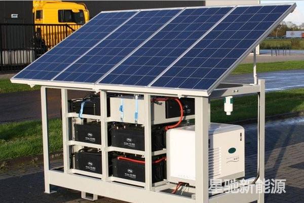 太阳能光伏离网发电