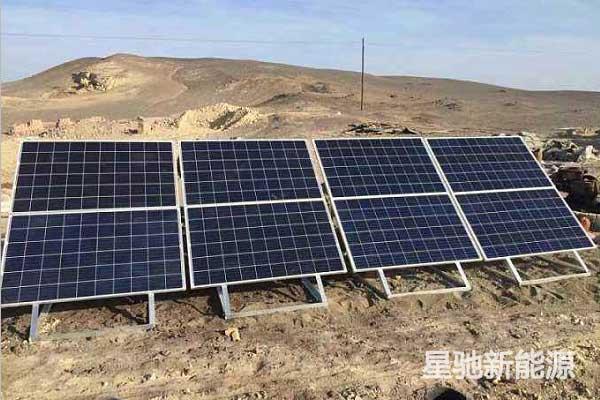 太阳能离网发电