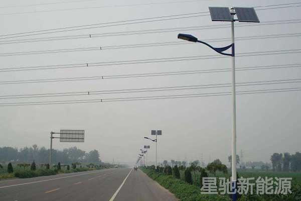 太阳能农村路灯价格